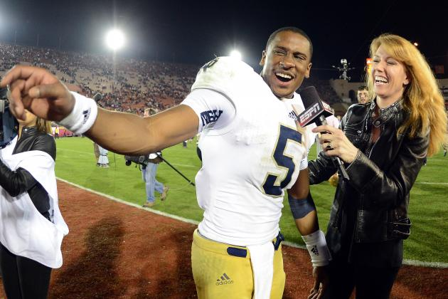 BCS Championship 2013: Players to Watch If Notre Dame Takes on Alabama for Title