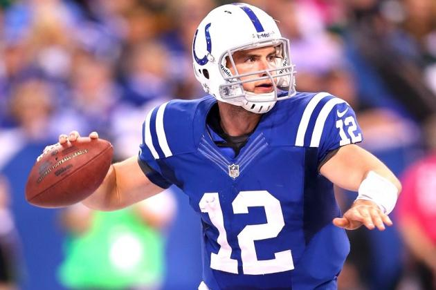 Buffalo Bills vs. Indianapolis Colts: Live Score, Highlights and Analysis