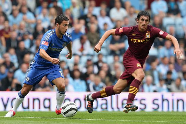 Chelsea vs. Manchester City: Live Stream Info for Massive EPL Clash