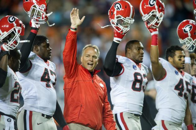 SEC Championship 2012: Georgia Eyeing Upset over Vulnerable Alabama