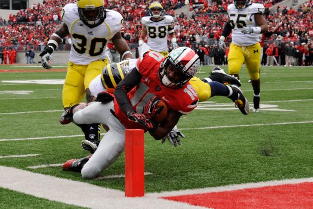 Postgame Quotes From No. 4 Ohio State vs. No. 20 Michigan