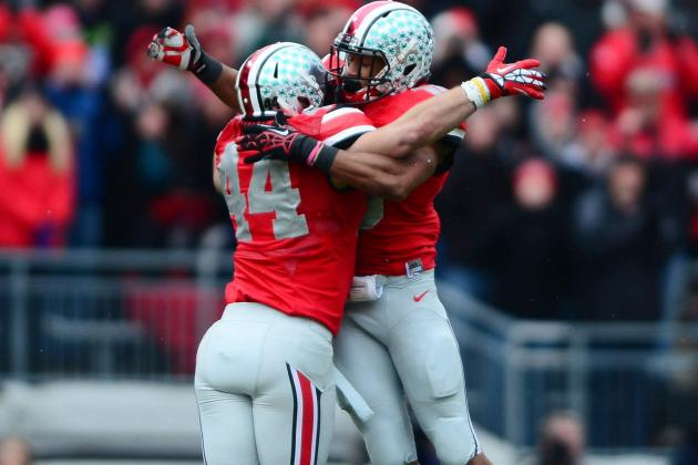 Meyer, Buckeyes Finish Storybook 12-0 Season