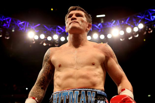 Ricky Hatton Retires, but What Were the Hitman's Greatest Performances?
