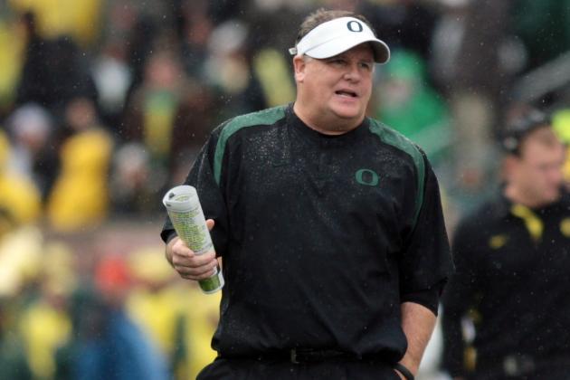 Dominoes Don't Fall Oregon's Way, so Ducks Likely Headed to Fiesta Bowl