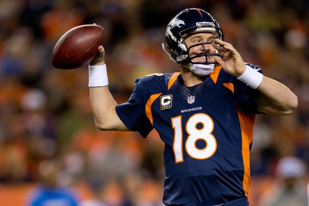 Peyton Manning: Analyzing Denver Broncos QB's MVP Potential