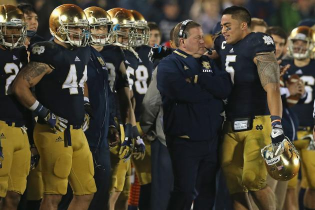 Notre Dame Football: Perfect Season Is Setting Up for Epic Fail vs. Alabama