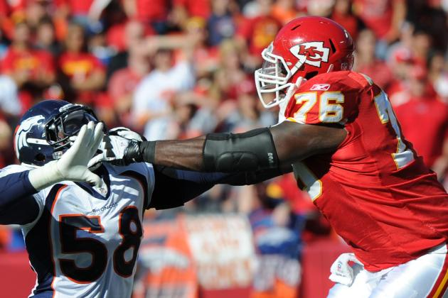 Branden Albert out for Chiefs