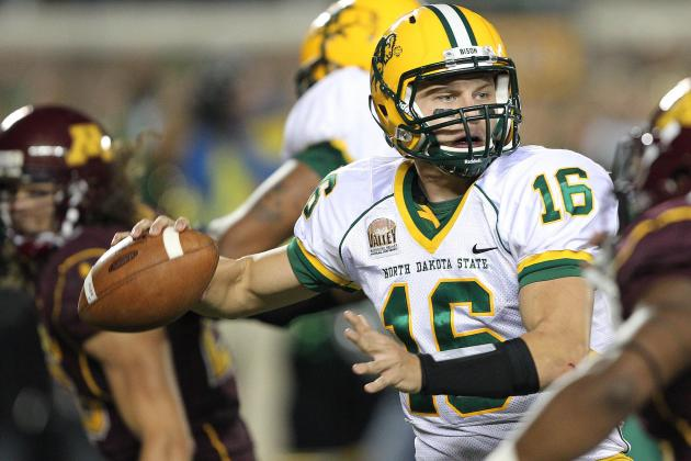 FCS Playoffs 2012: North Dakota State and Top Contenders for National Title