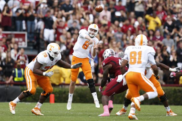 At least history is kind to Tennessee offense