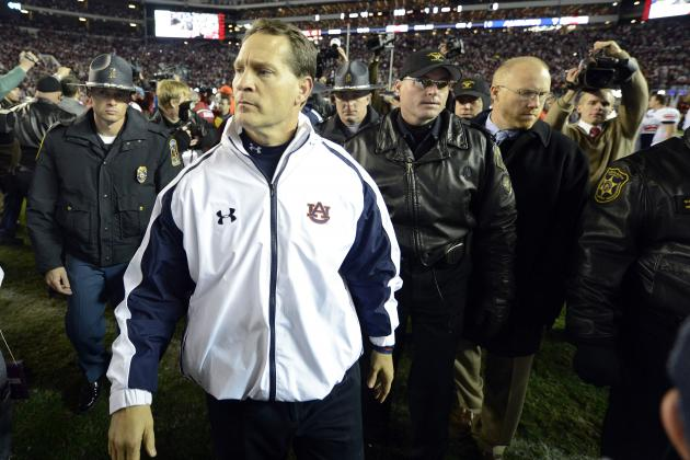 Spokesman for AU President Said Expect Chizik Decision Soon