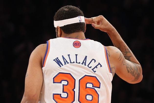 Rasheed Wallace to Return Today vs. Pistons