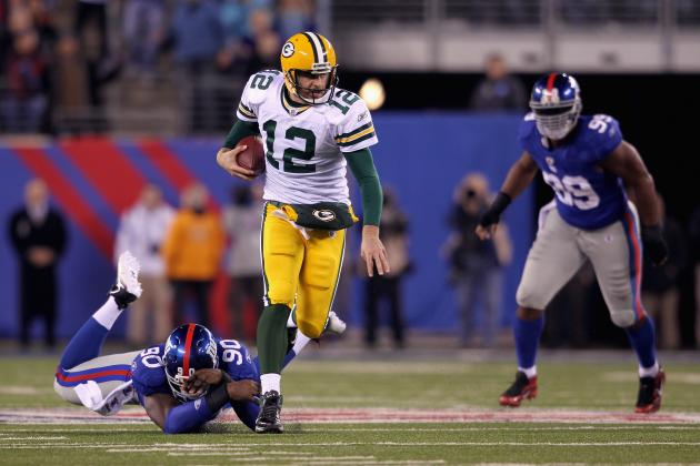 Green Bay Packers at New York Giants: Live Score, Highlights and Analysis