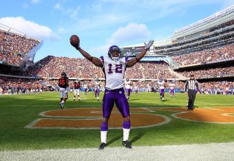 The Vikings will need plenty of players to step up in order to fill the void left by Percy Harvin.