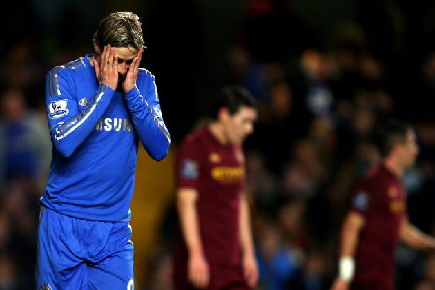 Chelsea vs. Manchester City: 6 Talking Points