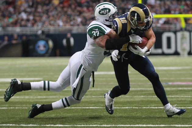 Danny Amendola: Fantasy Owners Should Keep Rams WR on Bench