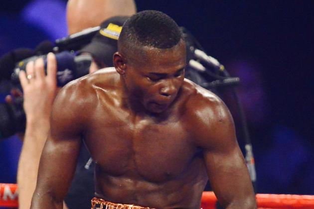 Poonsawat Kratingdaenggym and Guillermo Rigondeaux Clash in Breakout Bout