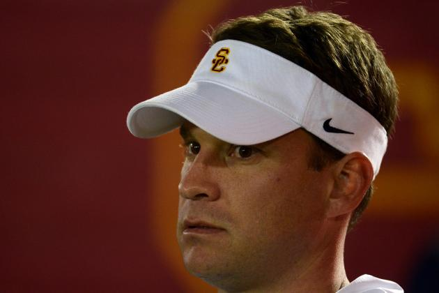 USC Football: Trojans Should Fire Lane Kiffin After Notre Dame Loss