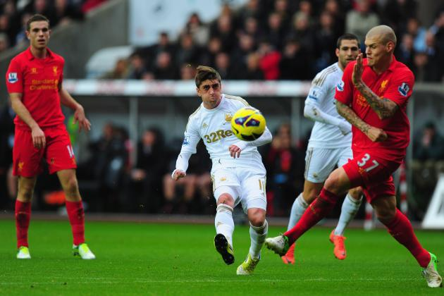 Liverpool Bright Spots Prove Cold Solace in 0-0 Draw at Swansea
