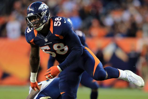 Video: Broncos Defense Talks Impact of Peyton Manning, Von Miller