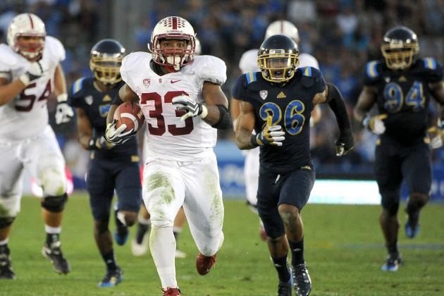 Stanford Beats UCLA, Preps for Rematch on the Farm: Rose Bowl on the Line