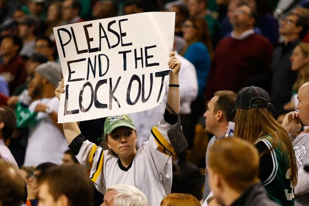 NHL Lockout: Union Must Decertify in Face of Stalled CBA Negotiations