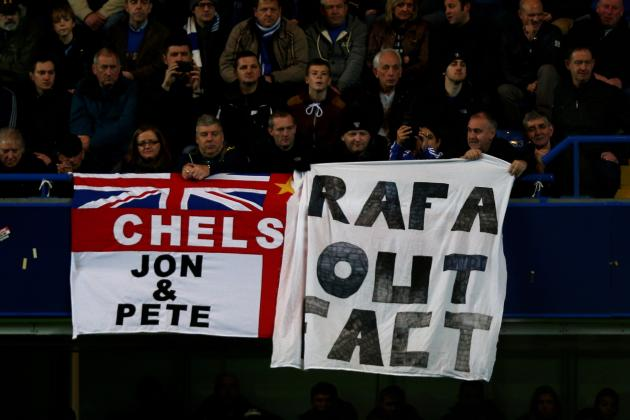 Rafael Benitez: I Don't Listen to the Crowd