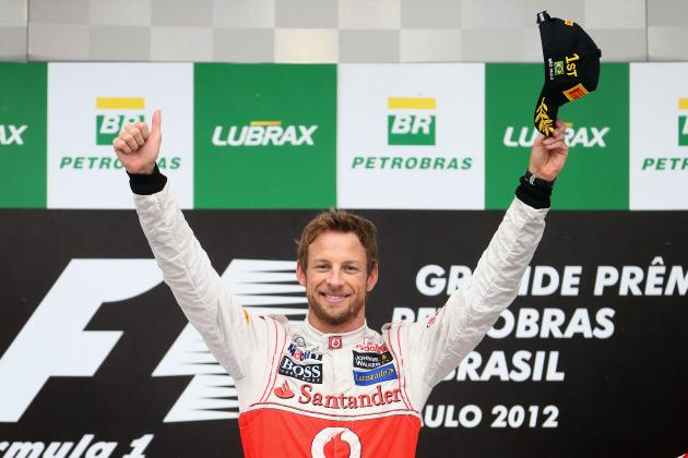 Grand Prix of Brazil 2012 Results: Reaction, Leaders and Postrace Analysis