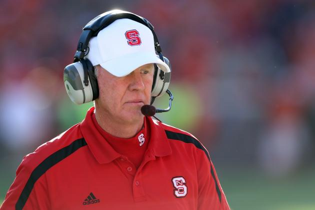 NC State Fires Tom O'Brien