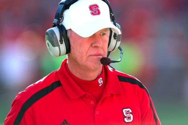 NC State Fires Head Football Coach Tom O'Brien