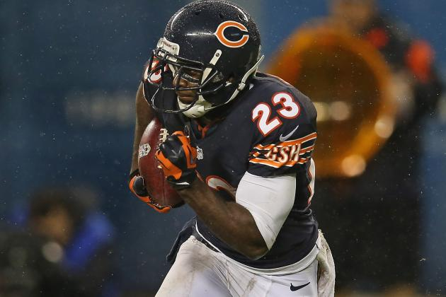 Devin Hester out for Chicago Bears with Concussion