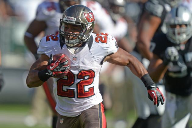 Making the Case for Doug Martin as Offensive Rookie of the Year