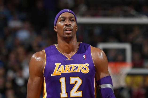 Dwight Howard: Los Angeles Lakers Need Big Man to Be More Consistent