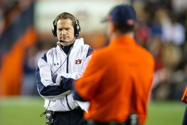 Chizik Out at Auburn