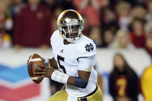 BCS Rankings 2012: Projecting Week 14 Rankings After Notre Dame's Perfect Finish