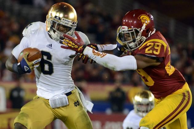 USC Football: Postgame Thoughts & Analysis After USC's Loss to No. 1 Notre Dame