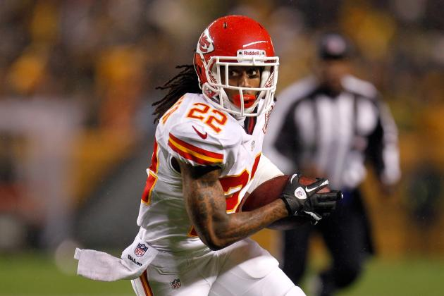 Dexter McCluster Injury: Updates on Chiefs Star's Neck