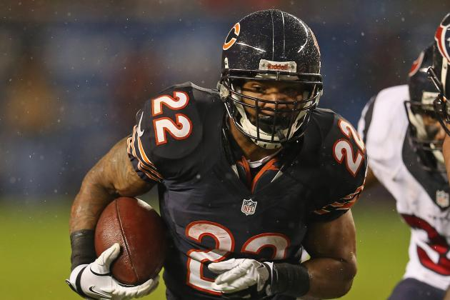 Matt Forte Questionable to Return with Ankle Injury