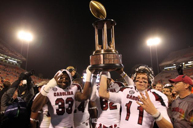 South Carolina Football: BCS Bowl Game or Not, a Great Season for Gamecocks