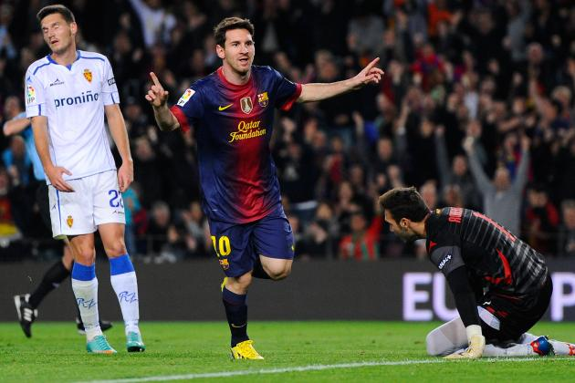 Lionel Messi: Superstar Striker Is Best Footballer in World