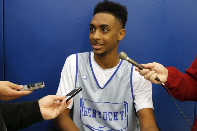 Kentucky Basketball: Ryan Harrow Returns to Practice