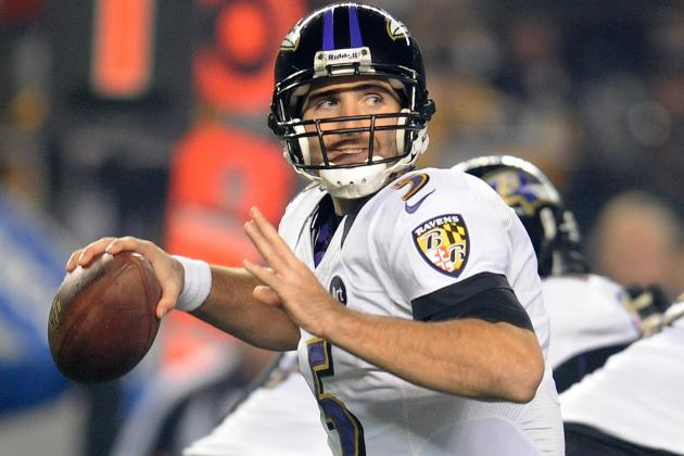 Baltimore Ravens vs. San Diego Chargers: Live Score, Highlights and Analysis