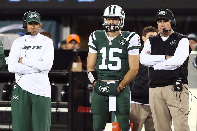 Tim Tebow: Dismal Jets Must Deactivate Backup QB to Quell Controversy