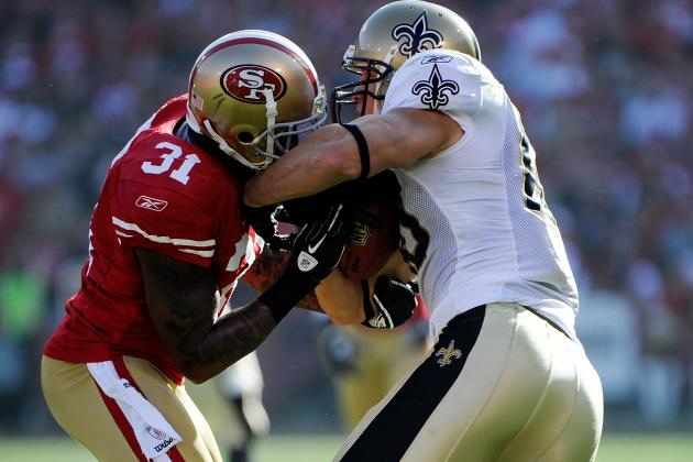 San Francisco 49ers vs. New Orleans Saints: Live Score, Highlights and Analysis