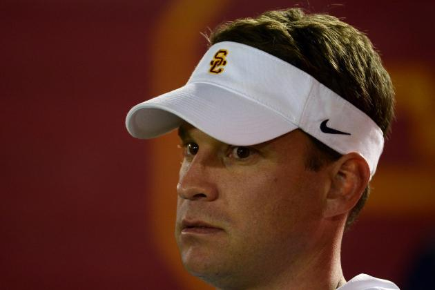 USC Football: Lane Kiffin Is Scapegoat for Failing Program