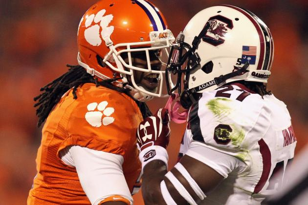Clemson vs. South Carolina Bowl Rematch? Hey, Weirder Things Have Happened
