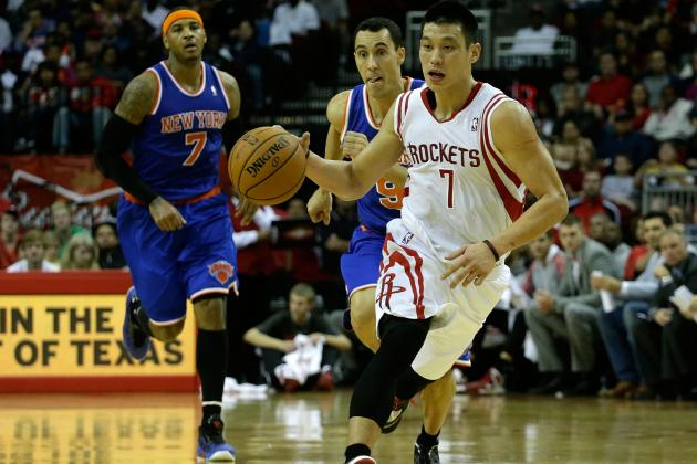Jeremy Lin: Houston Rockets Can Reach Playoffs Despite Poor Point Guard Play