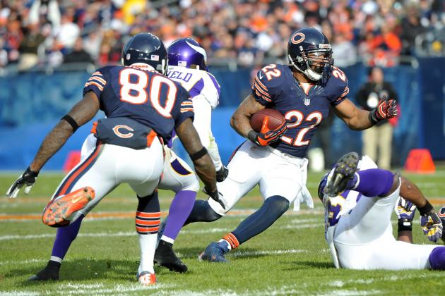 What Does Matt Forte's Injury Mean for Chicago Bears, Fantasy Owners?