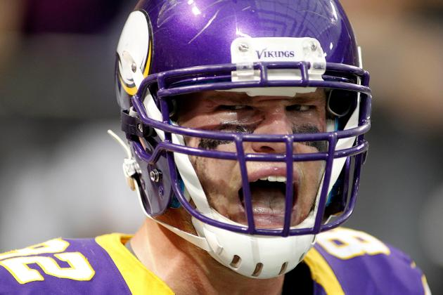 Kyle Rudolph Injury: Updates on Vikings Star's Possible Concussion