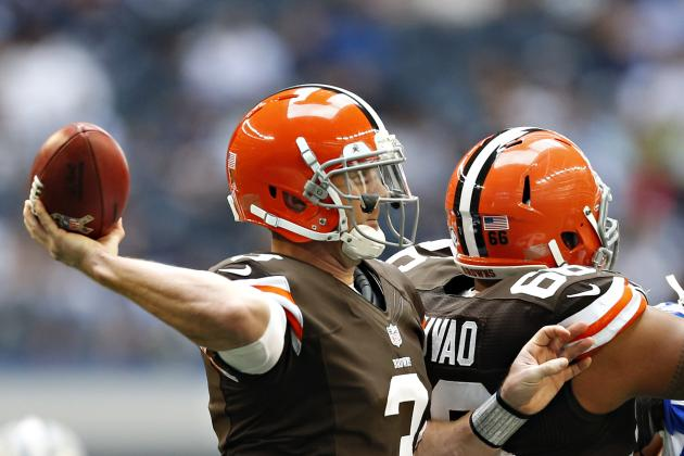 Browns Beat the Steelers 14-20; Miracles Really Can Happen in Cleveland