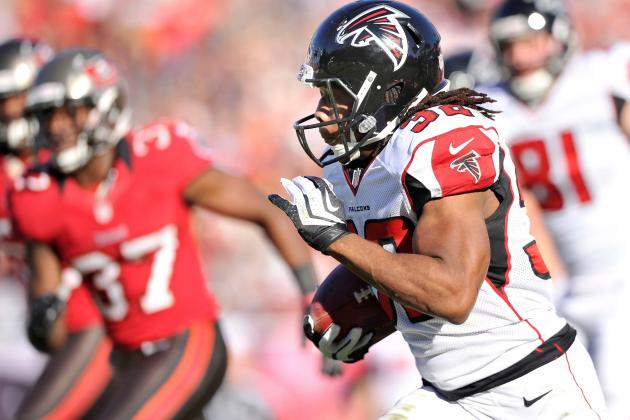 Jacquizz Rodgers: Updated Fantasy Outlook & Analysis for Falcons RB
